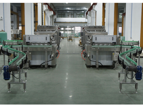 Bowl capping packing machine