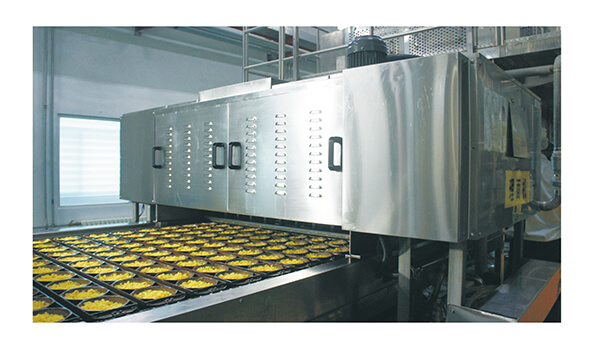 Some Outstanding Advantages of High-Quality Instant Noodle Production Line