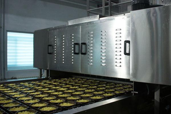 noodles production line